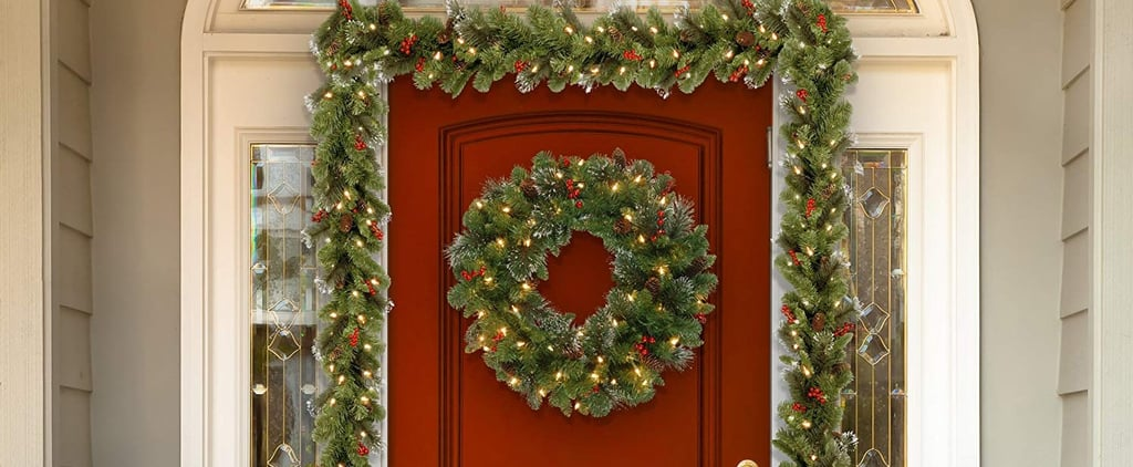 Best Holiday Wreaths on Amazon