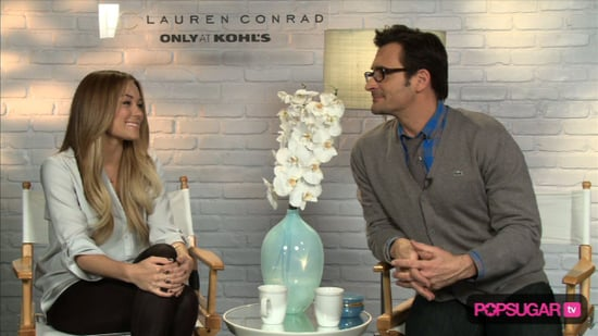 Lauren Conrad Interview For Kohl's Clothing Line 2010-03-16 09:15:00