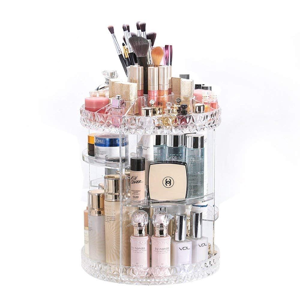 The Ultimate Beauty Organizer: DreamGenius Makeup Organizer
