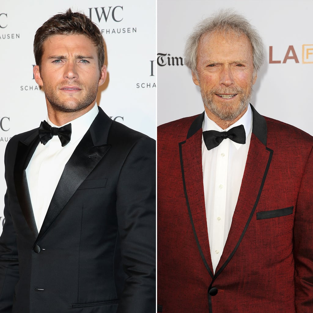 Clint and scott eastwood