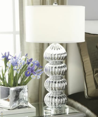 Steal of the Day:  Mercury Table Lamp