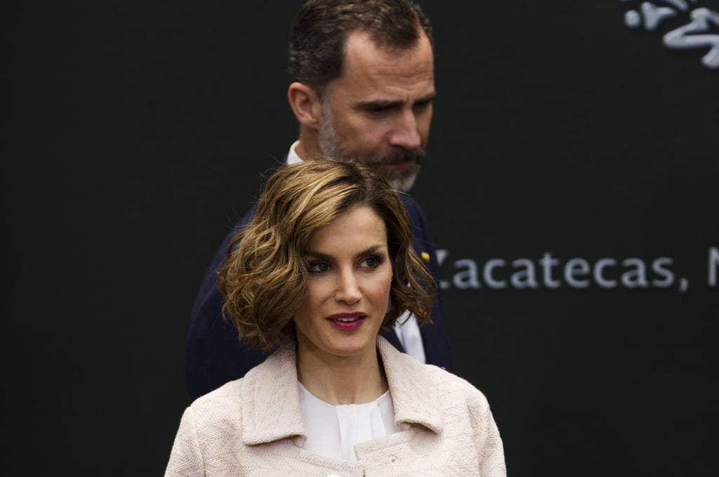 This Is the Best Summer Lipstick Shade, as Demonstrated by Queen Letizia of Spain