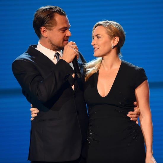 Kate Winslet and Leonardo DiCaprio Help Mother With Cancer