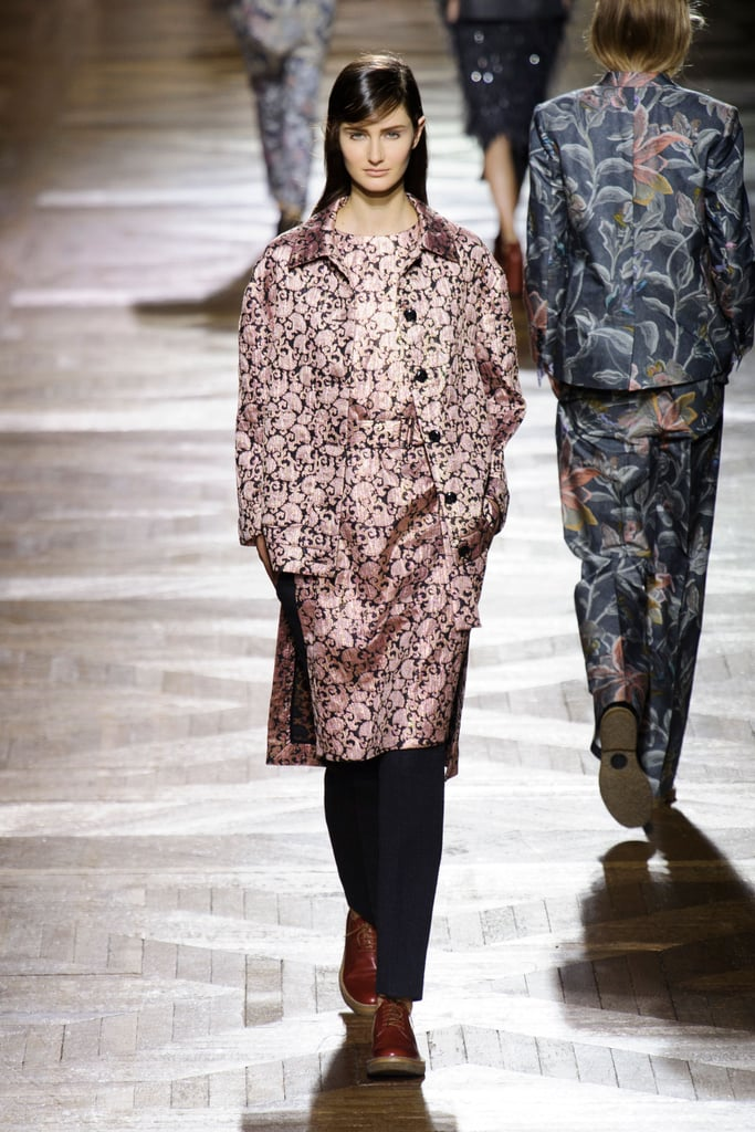 Dries Van Noten Fall 2013