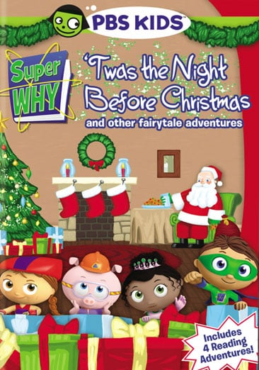 PBS Super Why: 'Twas the Night Before Christmas and More