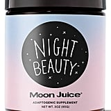 Moon Juice Night Beauty Adaptogenic Supplement