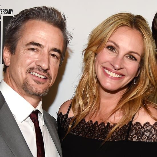 Julia Roberts and Dermot Mulroney at Guys Choice Awards 2016