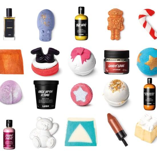 Lush Holiday Christmas Collection 2020