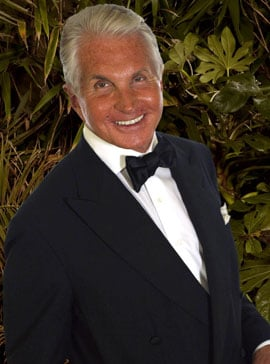 George Hamilton Has Left I'm A Celebrity Get Me Out Of Here