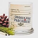 Smoked Pine & Parchment — Fahrenheit 451