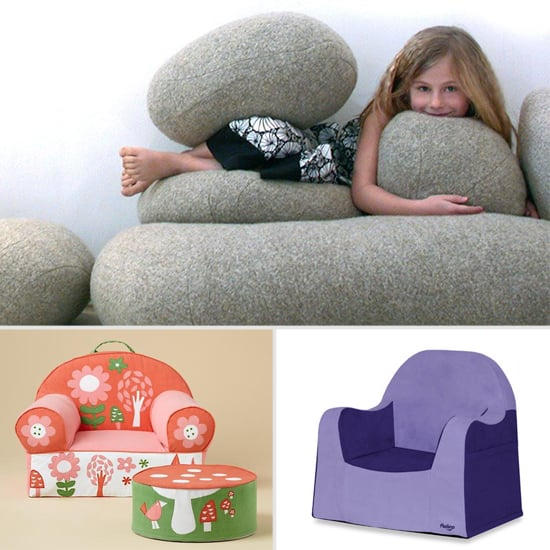 Cozy toddler chairs popsugar moms for Small cozy chair