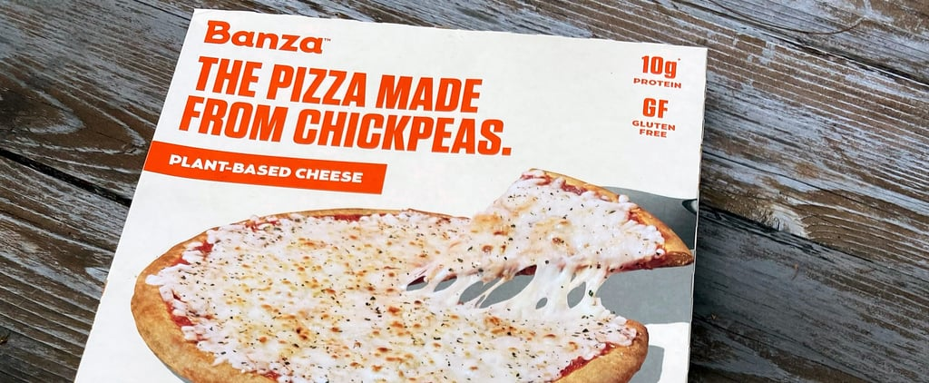 Banza Plant-Based Frozen Chickpea Crust Pizza Review