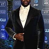 Winston Duke Staring Into the Camera Pictures