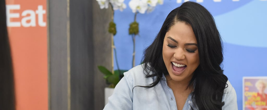 Ayesha Curry Spills a Few Secrets About the Second Season of Her Food Network Show