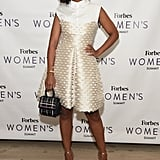 Another Outfit That Proved Kerry Means Business Was This Look at the 2017 Forbes Women's Summit