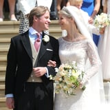 Lady Gabriella Windsor's Wedding Dress Is Actually Blush Pink, If You Can Believe It