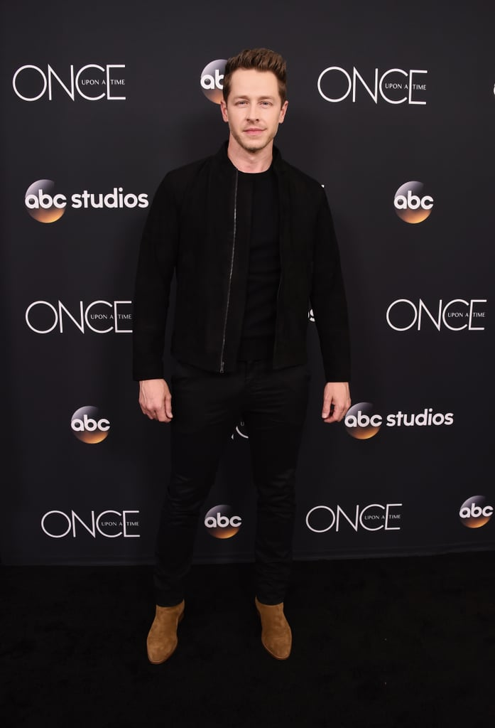 Josh Dallas and Ginnifer Goodwin at Once Upon a Time Finale