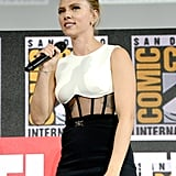 Scarlett Johansson's Engagement Ring
