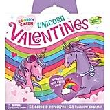 Unicorn Valentines Cards