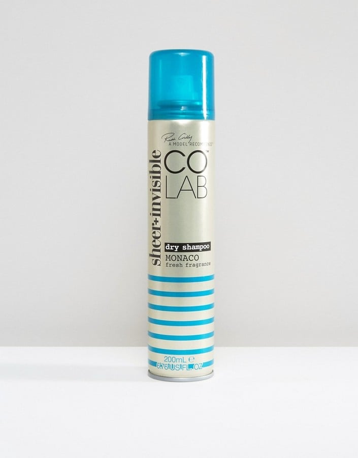 The Great Divider: CoLab Sheer & Invisible Dry Shampoo