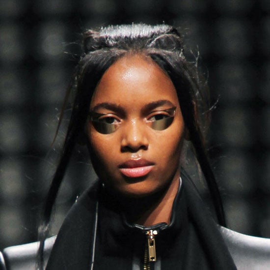 Beauty Look at Gareth Pugh's 2011 Fall Paris Fashion Week Show