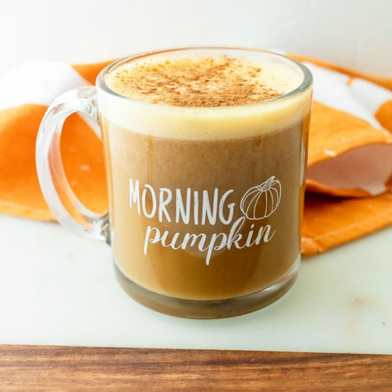 Low-Calorie, Low-Sugar Vegan Pumpkin Spice Oat Milk Latte