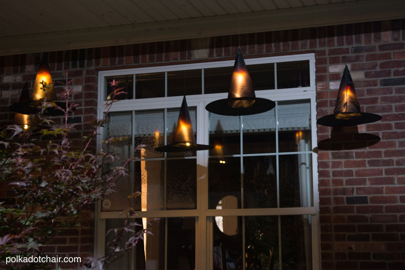 Witch Hat Luminaries 31 Diy Halloween Decorations That Are