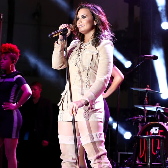 Demi Lovato's Best Outfits of 2016