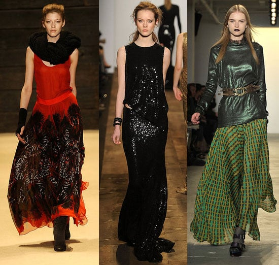 2010 Fall NYFW Trend: Maxed-Out