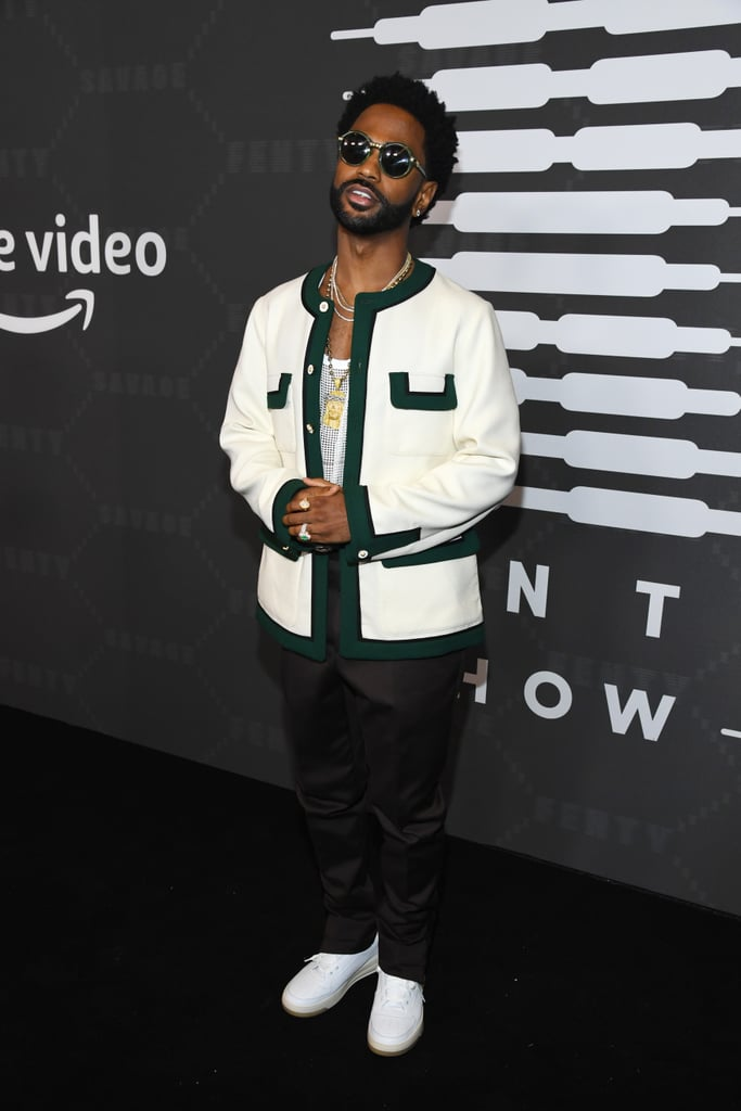 Big Sean at the Savage x Fenty New York Fashion Week Show