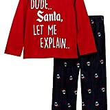 Joe Fresh Holiday Pajama Set