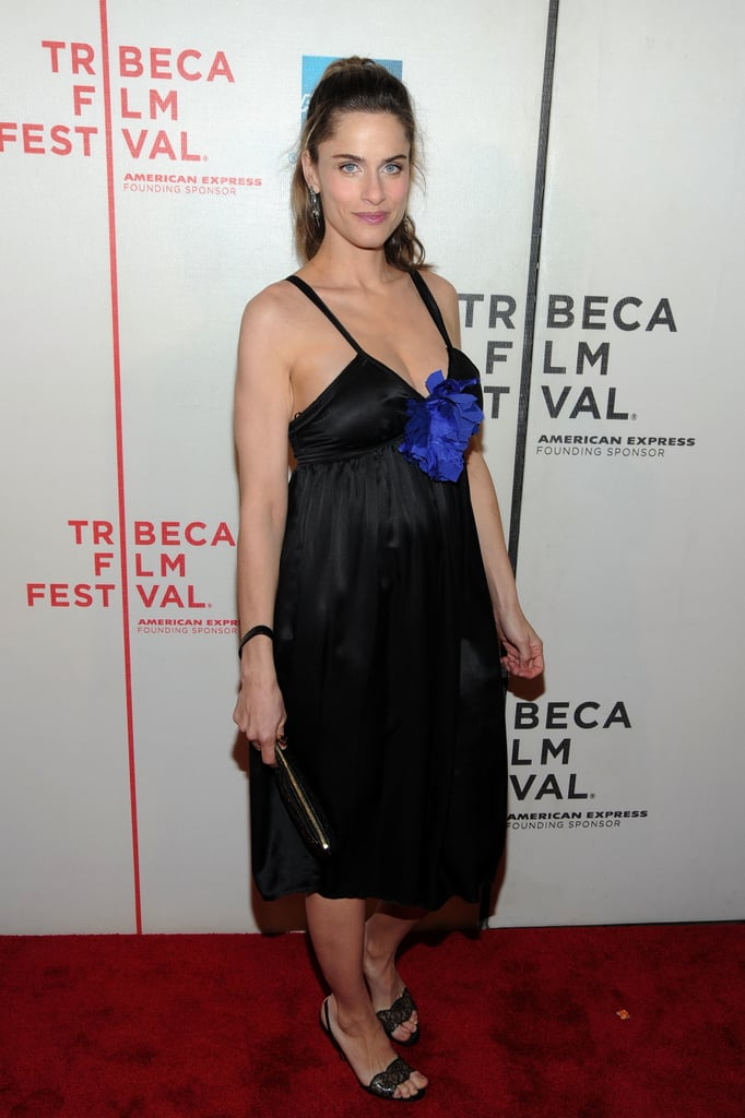 Pictures of Amanda Peet After Baby