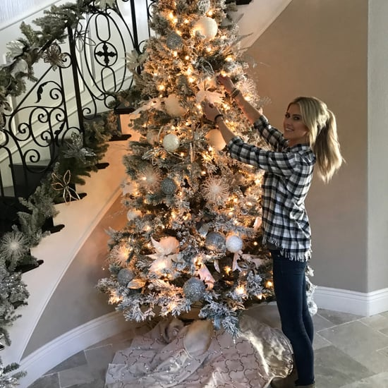 Christina El Moussa Holiday Decorating Tips