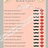 How Well Do You Know the Bride and Groom? Game