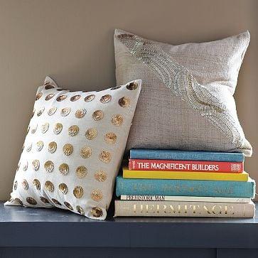 Bijoux-Dots Pillow Cover ($34)