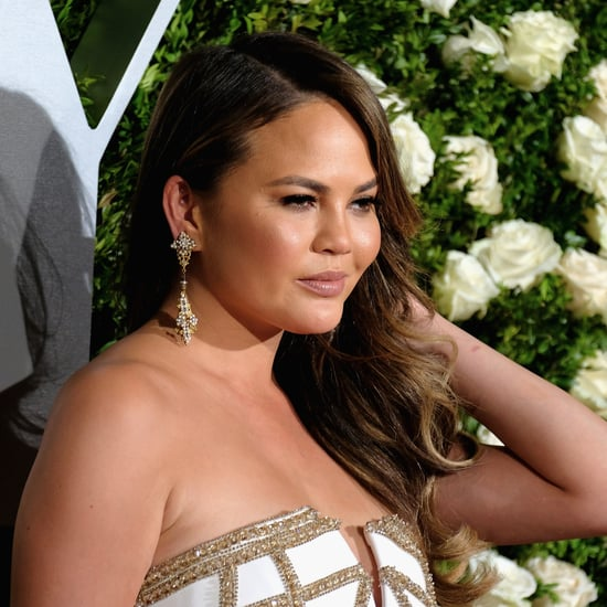 Chrissy Teigen Jokes About Embryos Paying Rent on Twitter