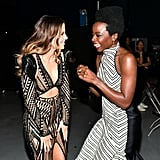 Pictured: Kate Beckinsale and Danai Gurira
