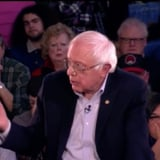 Bernie Sanders Talks to Trump Supporters at Town Hall