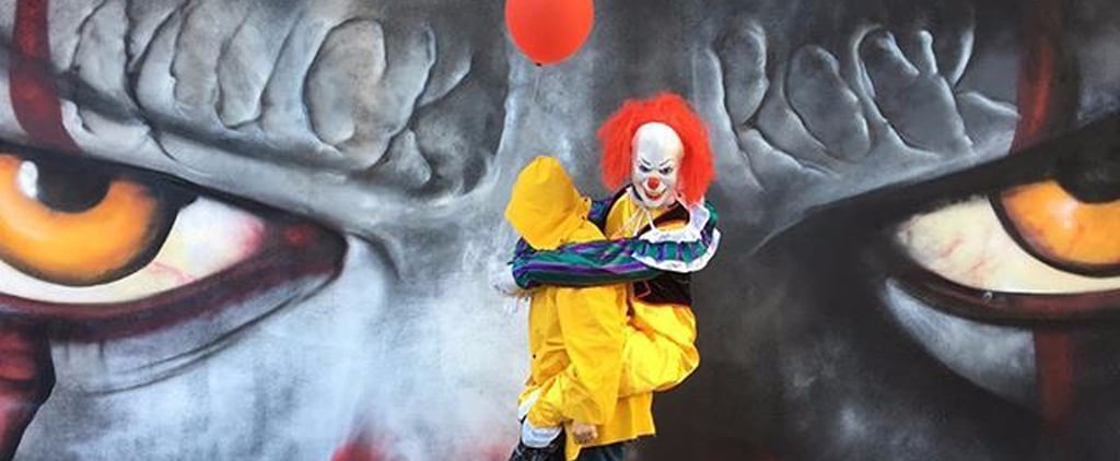 There's a Haunted House Inspired by Stephen King's It, Because Nightmares Can Come True