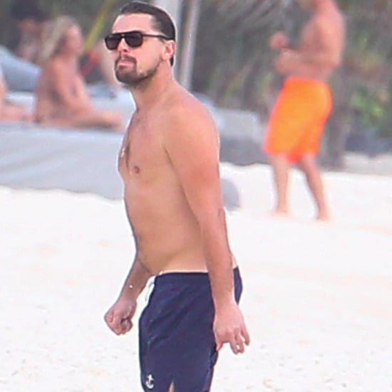 Leonardo DiCaprio Shirtless in Mexico Pictures December 2016