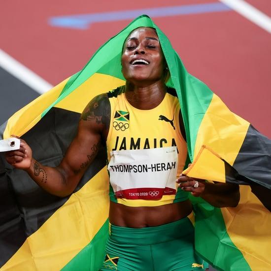 Jamaica's Elaine Thompson-Herah Wins Olympic 100-Meter Race