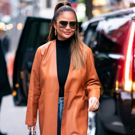 Chrissy Teigen Resells Her Outfits on The RealReal