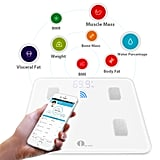 Digital Smart Wireless Body Fat Scale With IOS and Android App