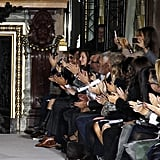 Stella McCartney has had four children in the past five years, whilst also working on her eponymous label. She last appeared on the catwalk in October 2010 before giving birth in late November.
