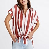 Madewell Central Tunic