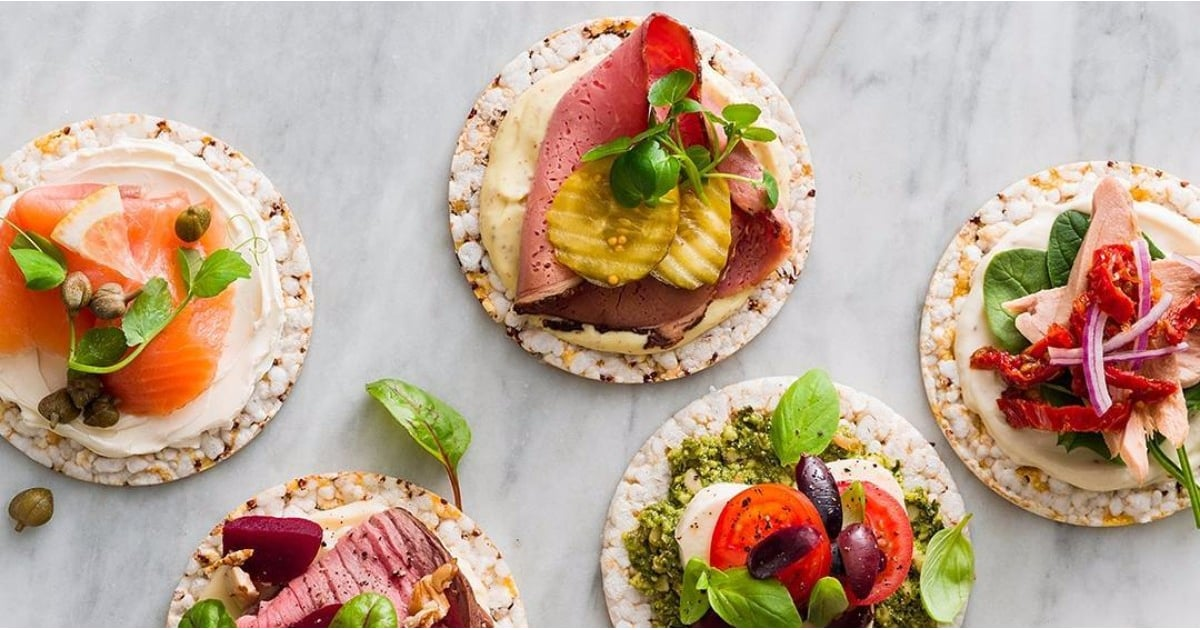 11 Ways to Give Your Rice Cake Toppings a Refresh