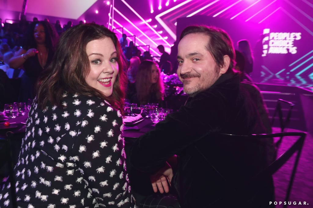 Pictured: Melissa McCarthy and Ben Falcone
