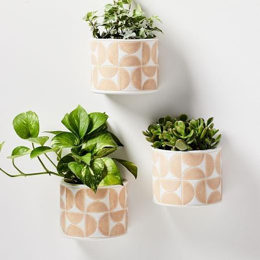 Terracotta Wallscape Planters