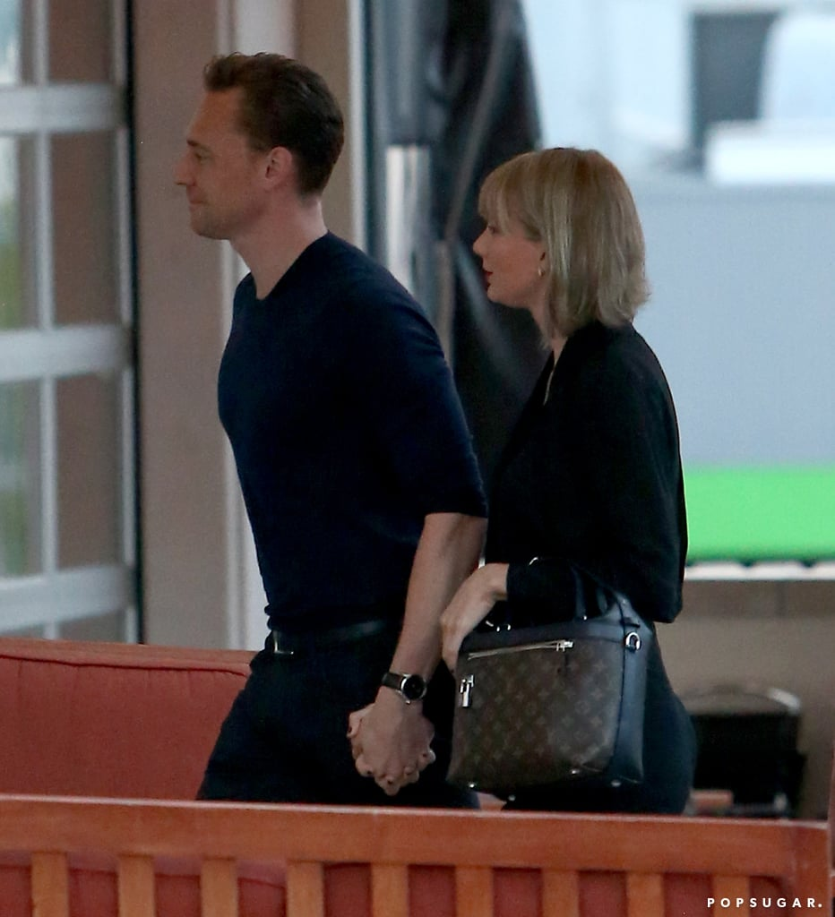 Taylor Swift and Tom Hiddleston in Nashville June 2016