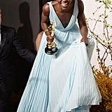 When Lupita Nyong'o Won an Oscar and Made This Face